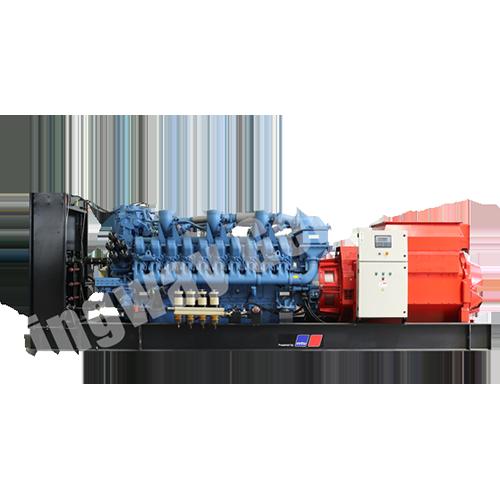 largest portable generator